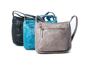 Rugged Hide Valencia Cross Body Bag - Basic State Australia _ Australian Rugged Hide Stockist