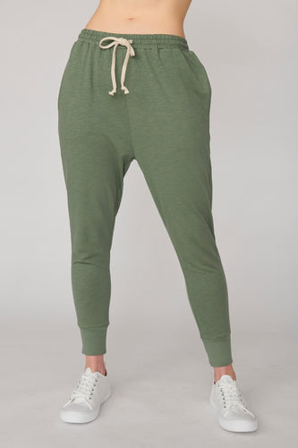 Lulu Organic Clothing Redondo Slouch Pants - Basic State Organic Clothing