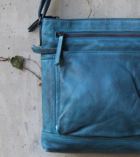 Rugged Hide - 'Alabama' Sling Bag - Leather Bag