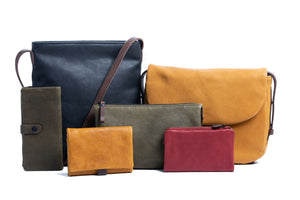 Rugged Hide Basic State Rugged Hide Leather Bags @ Basic State Style Traders