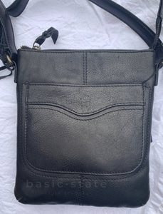 Shop Rugged Hide Zoe Leather Bag Black Soft Leather Zoe Oran Basic State