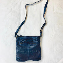 Basic State Rugged Hide Zara Bag Back panel - Soft Leather Bag - Basic STate