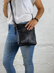 Rugged Hide Zoe Buy Ladies Leather Bag Basic State