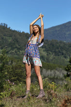 Tulle & Batiste Miriam Mini Dress Boho Dress Bohemian Dress - Basic State