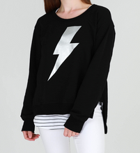 Ulverstone Lightning Jumper, Lightning Sweater, 3rd Story Lightning Jumper Basic State Style Traders