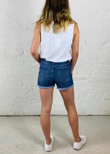 Vinnie Denim Shorts || Original Blue