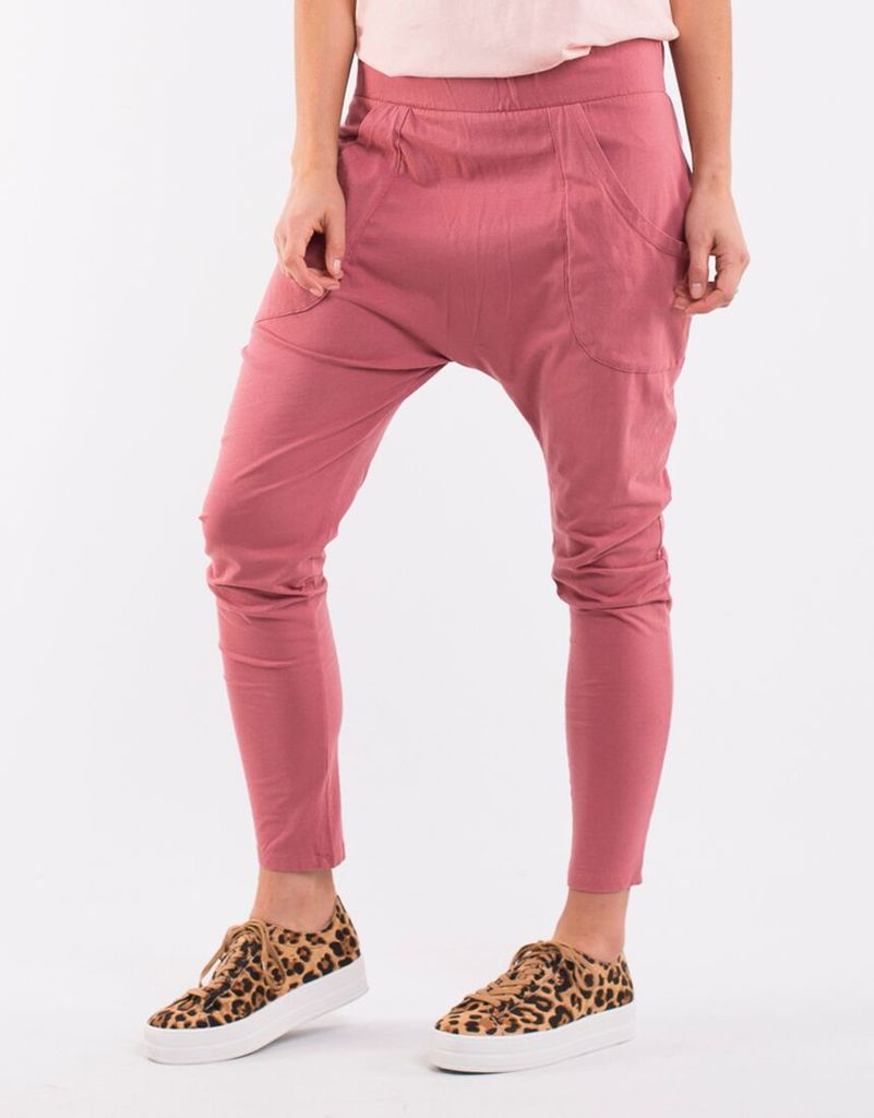 Elm Weekender Lounge Pants Peach - Basic State