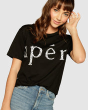 Apero Wilderness Printed Animal Print Tee - Basic State Australian Stockist