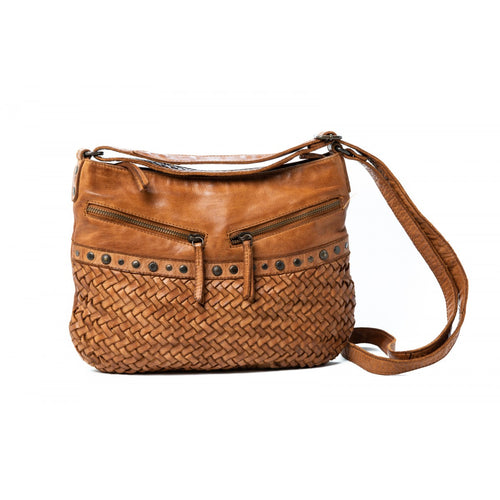 Rugged Hide - 'Yarra' Cross Body Leather Bag