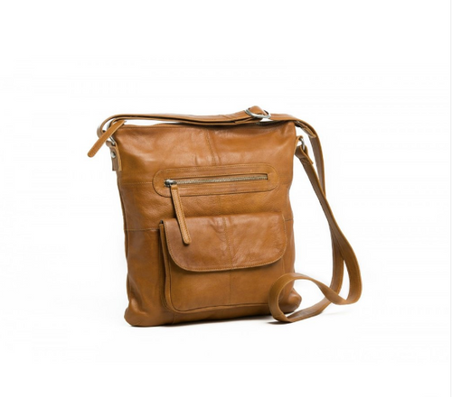 Rugged Hide Carolina Cross Body Bag at Basic State Style Traders