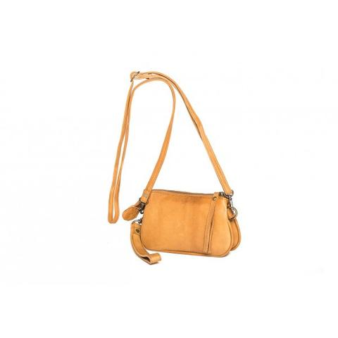 Rugged Hide - 'Geelong' Cross Body Leather Bag