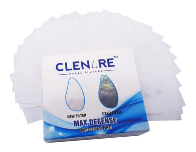 Clenare Replacement Filters - Children's Size