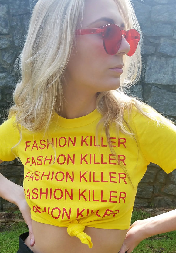 FASHION KILLER TEE