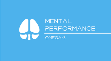 Omega-3 fatty acids are essential to becoming an optimal human