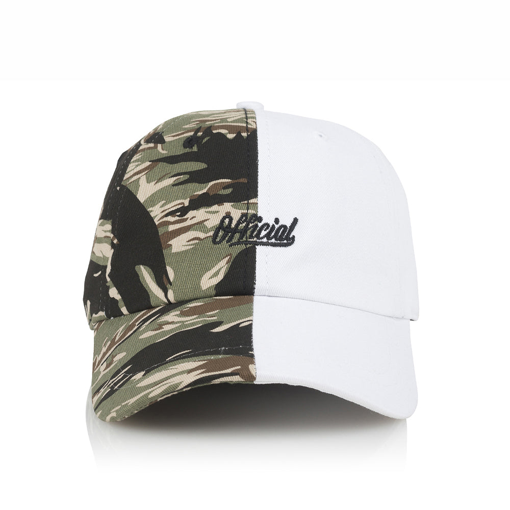 OFFICIAL 50-50 - CAMO/WHITE