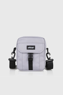 ESSENTIAL SHOULDER BAG - GREY
