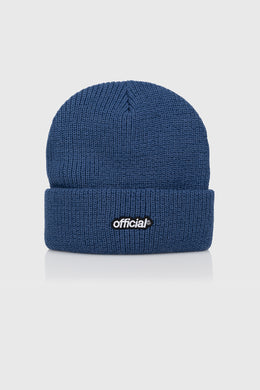 EVERYDAY OFFICIAL BEANIE - NAVY