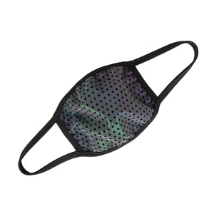 FACE MASK RAINBOW REFLECTIV