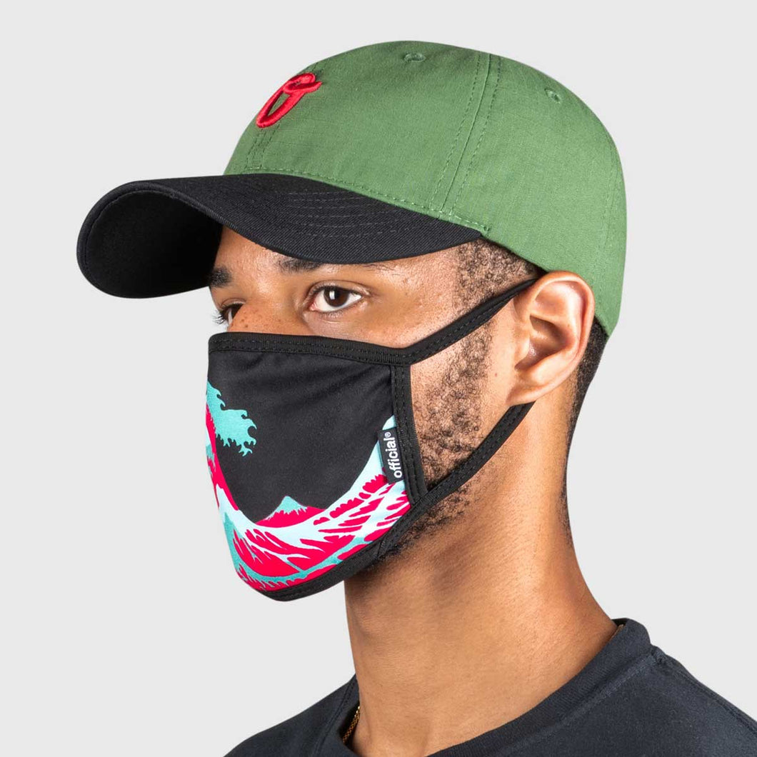 OFFICIAL FACE MASK WAVE