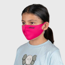 画像をギャラリービューアに読み込む, 【KIDS SIZE】OFFICIAL NANO-POLYURETHANE FACE MASK (PINK)