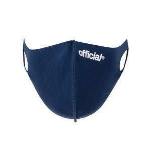 OFFICIAL NANO-POLYURETHANE FACE MASK (NAVY)
