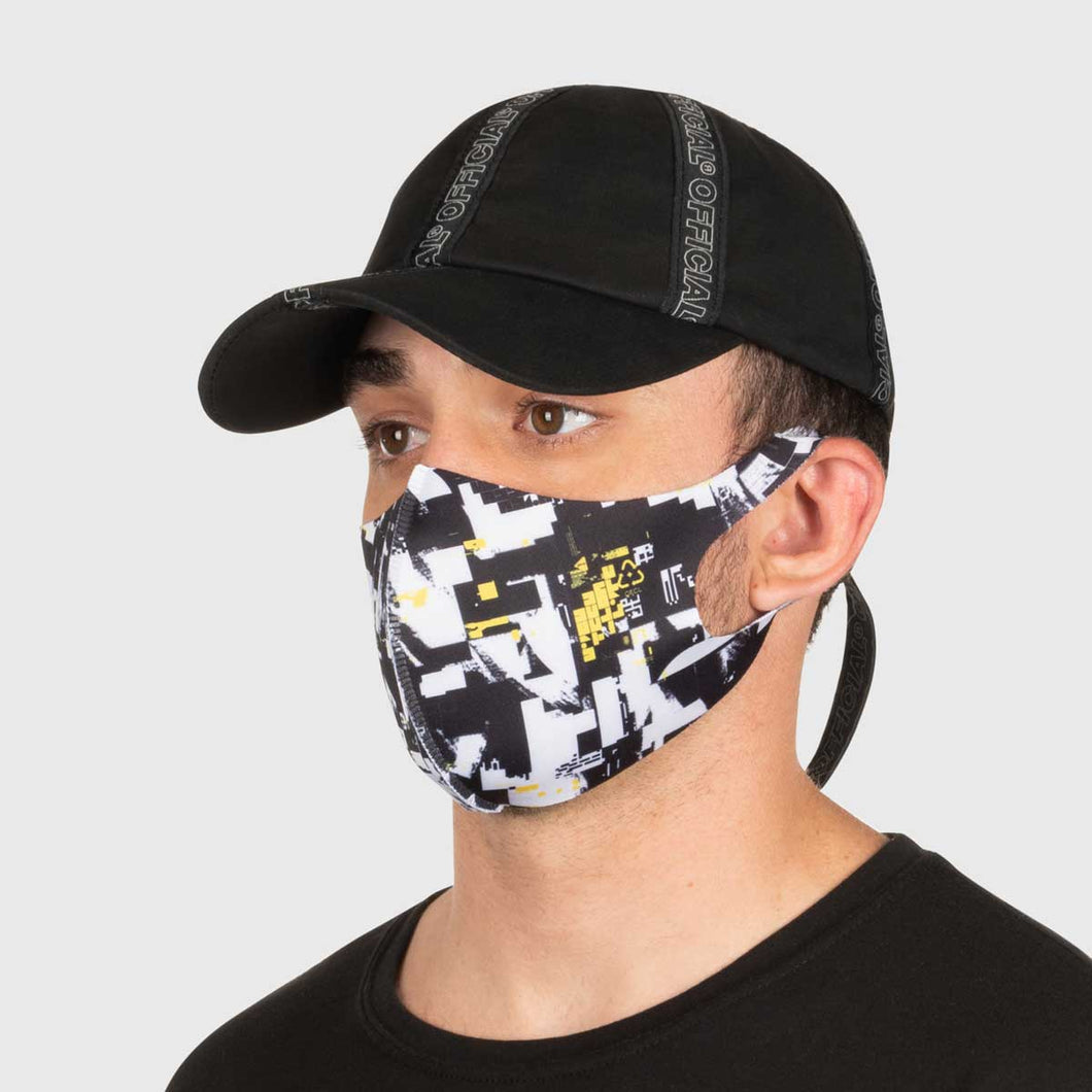 OFFICIAL HIGHTECH LOWLIFE SUMIBLAST FACE MASK
