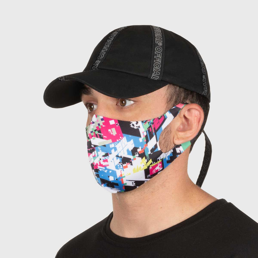OFFICIAL HIGHTECH LOWLIFE SPRING FLING FACE MASK