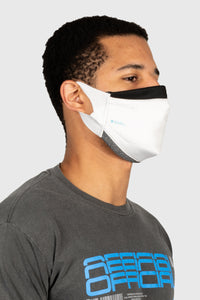 OFFICIAL PERFORMANCE FACE MASK - WHITE