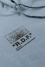 画像をギャラリービューアに読み込む, OFFICIAL REALITY DISTORTION FIELD HOODED SWEATSHIRT (SLATE BLUE)