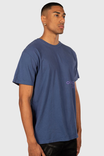 OFFICIAL UNLOCKED POTENTIALS T-SHIRT (DEEP BLUE)