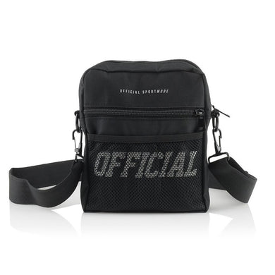 OFFICIAL MELROSE UTILITY BAG - BLACK