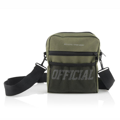 OFFICIAL MELROSE UTILITY BAG - OLIVE