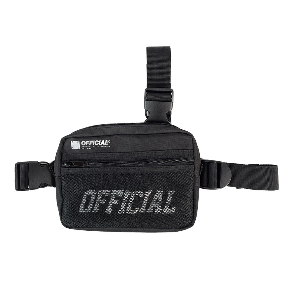 TACTICAL TRIPSTRAP BAG - BLACK