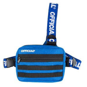 PIEST TRI-STRAP CHEST UTRITY - BLUE