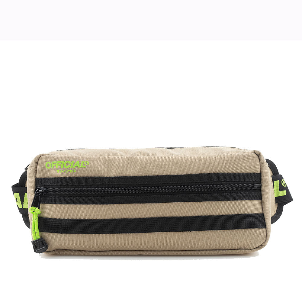 OFFICIAL DESERT VOLT HIP/SHOULDER - BEIGE