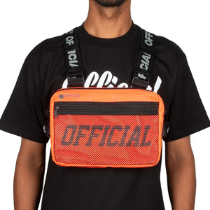 OFFICIAL MELROSE CHEST UTILITY - 3M ORANGE