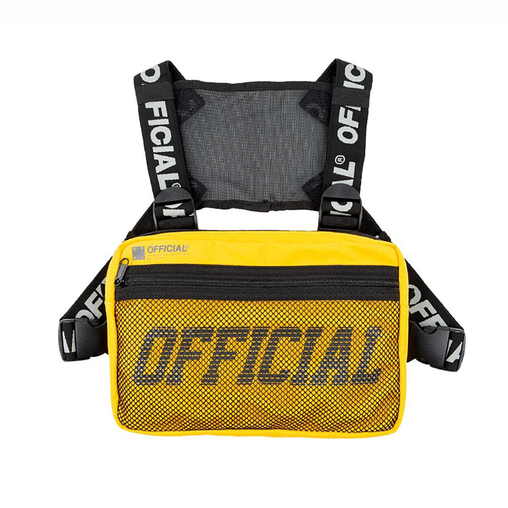OFFICIAL MELROSE CHEST UTILITY - YELLOW
