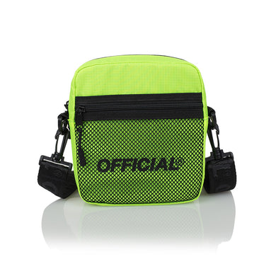 OFFICIAL MELROSE 2.0 HIP UTILITY - Hi-Vis YELLOW