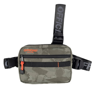 BRUSH CAMO TRI-STRAP CHEST - CAMO