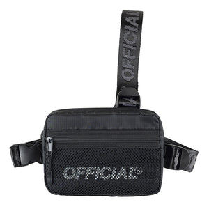 OFFICIAL MELROSE 2.0 TRI-STRAP - BLACK