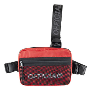 OFFICIAL MELROSE 2.0 TRI-STRAP - RED