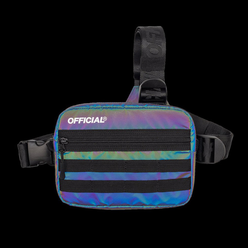 RFLCTIV Squid Ink Tri-Strap - Intense rainbow 再入荷