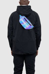 OFFICIAL DICHROIC SQUID INK FANNY PACK
