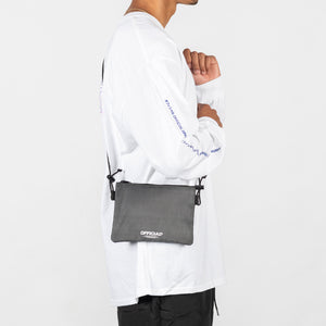 VAPOUR MINI SATCHEL - GRY