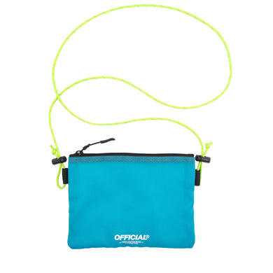 VAPOUR MINI SATCHEL - BLUE