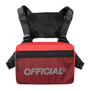 OFFICIAL MELROSE 2.0 CHEST UTILITY - RED