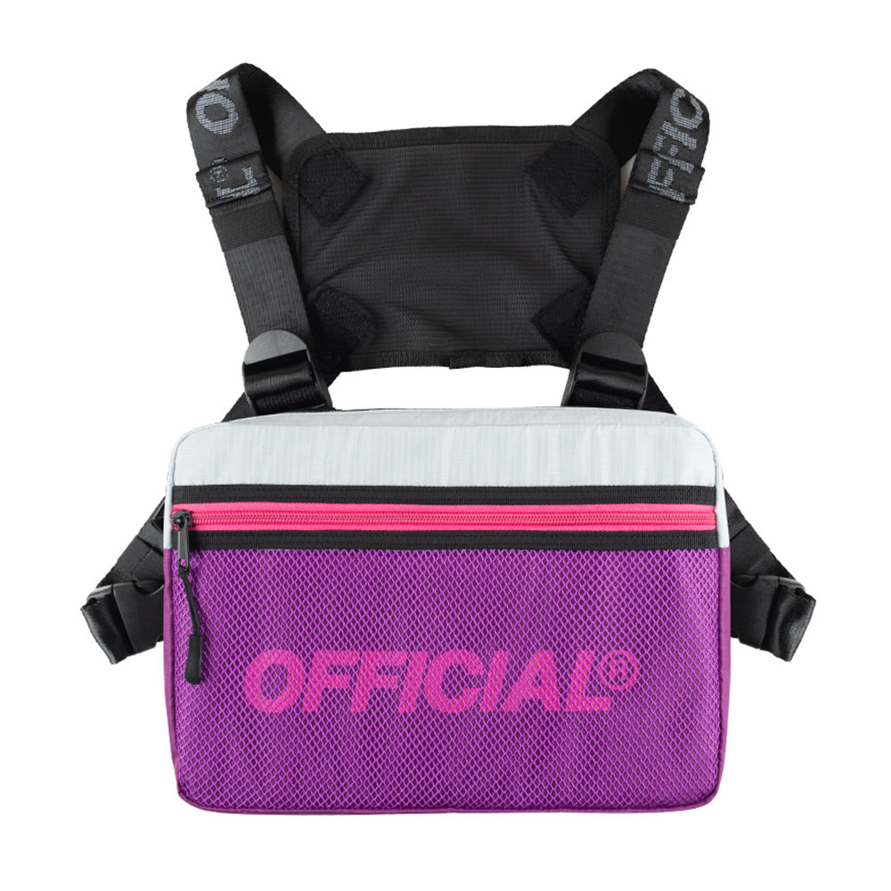 OFFICIAL MELROSE 2.0 CHEST UTILITY - PURPLE