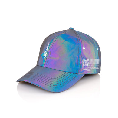 OFFICIAL DICHROIC SQUID INK DAD HAT