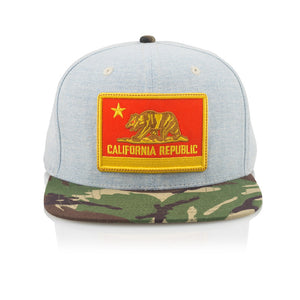 OFFICIAL CALI FLAG - MENDO