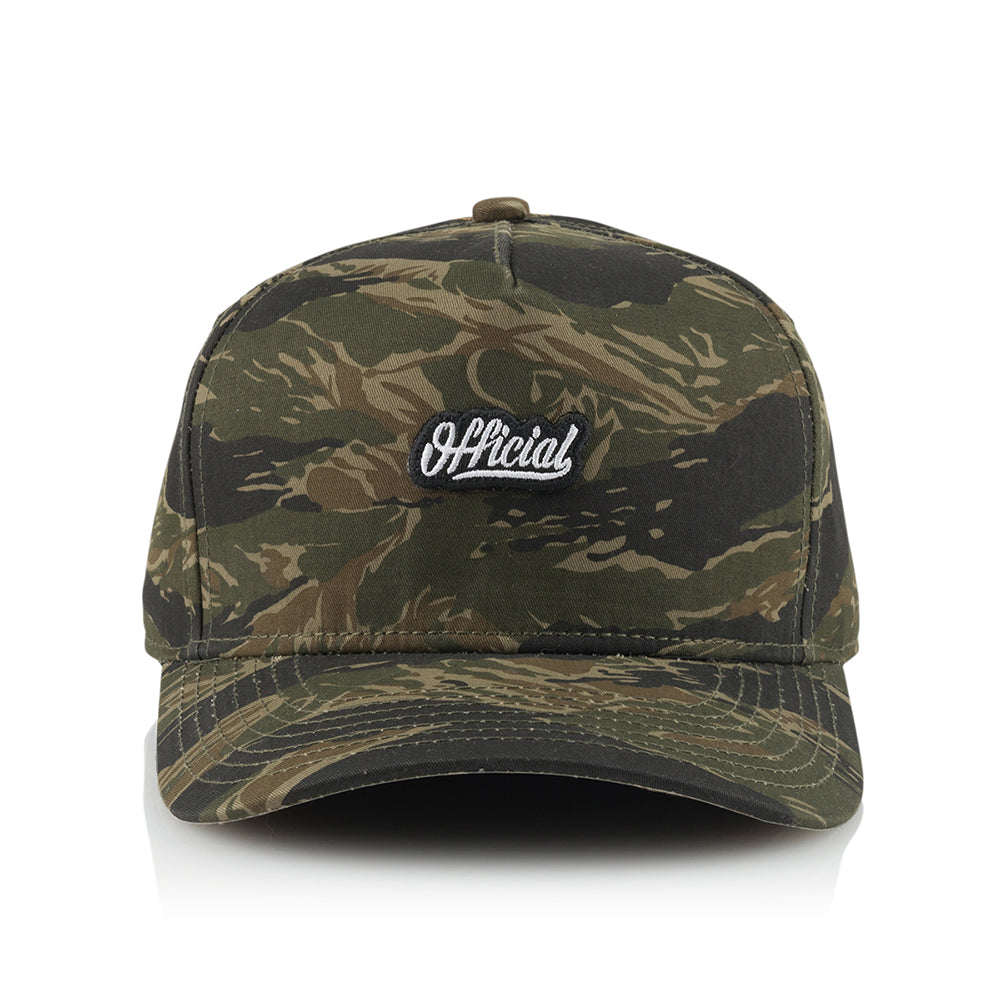 SKATE COLLECTION STEALTH 6PANEL - OLIVE